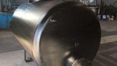 Fuel Oil Yakıt Tankı Isıtıcı Serpantinli