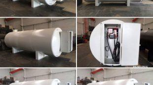 Yakıt Tankı İmalatı Şartnamesi